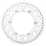 Primary Drive Rear Aluminum Sprocket Silver