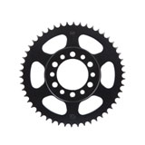 Primary Drive Rear Steel Sprocket Black