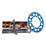 Primary Drive Alloy Kit & O-Ring Chain