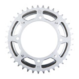 Primary Drive Rear Steel Sprocket Silver