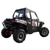 Rocky Mountain Atv Yamaha Rhino  Brake Pads