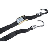 Progrip Buckle-Type Tie Downs Black