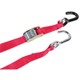 Progrip Buckle-Type Tie Downs Red