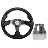 Pro Armor Force Steering Wheel and Hub Kit