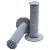 ProTaper Full Diamond MX Grips Light Grey
