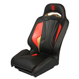 Pro Armor G-Force Suspension Seat Can-Am Red/Gold