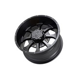 Pro Armor Knight Wheel Matte Black