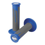 ProTaper Clamp-On Grip System - Full Diamond Blue/Dark Grey