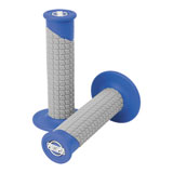ProTaper Clamp-On Grip System - Pillow Top Blue/Grey