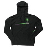 Pro Circuit Monster Race Team Logo Zip-Up Hooded Sweatshirt