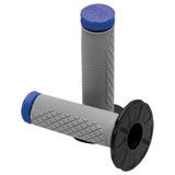 ProTaper Tri-Density MX Grips - Full Diamond Blue
