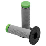 ProTaper Tri-Density MX Grips - Full Diamond Green