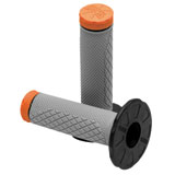 ProTaper Tri-Density MX Grips - Full Diamond Orange