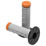 ProTaper Tri-Density MX Grips - Half Waffle Orange