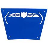 Pro Armor Sport Front Bumper Add-On Skid Plate Polaris Blue