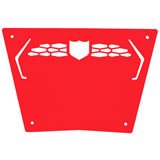 Pro Armor Sport Front Bumper Add-On Skid Plate Red