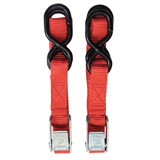 Pro Honda Tie-Down Set Red