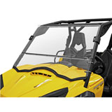 Quad Boss Folding Windshield