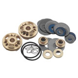 Race Tech Type 3 Gold Valve Combo Kit