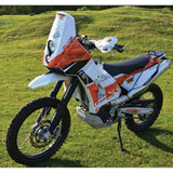 Rally Raid Products EVO2 Adventure Fairing and Fuel Tank Kit with Graphics