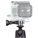 "Ram Mounts Go Pro Mount with 1"" Ball"