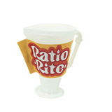 Ratio Rite Measuring Cup With Lid