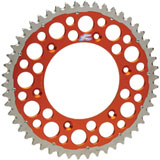 Renthal TwinRing Rear Sprocket Orange