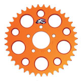 Renthal Rear Sprocket Orange