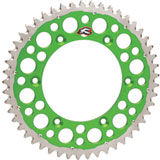 Renthal TwinRing Rear Sprocket Green