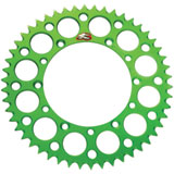 Renthal Rear Sprocket Green