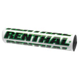 Renthal Factory SX Crossbar Pad White/Green