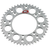 Renthal Rear Sprocket Silver
