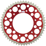 Renthal TwinRing Rear Sprocket Red
