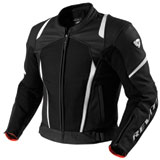 REV'IT! Galactic Leather Motorcycle Jacket