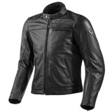 REV'IT! Roamer Leather Motorcycle Jacket