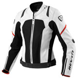 REV'IT! Women's Galactic Leather Motorcycle Jacket