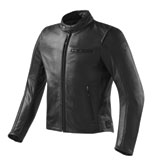 REV'IT! Flatbush Vintage Leather Motorcycle Jacket