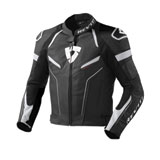 REV'IT! Replica Leather Motorcycle Jacket