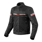 REV'IT! Tornado 2 Textile Jacket Black