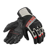 REV'IT! Sand 3 Gloves Black/Red