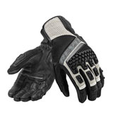REV'IT! Sand 3 Gloves Black/Silver