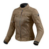 REV'IT! Women's Eclipse Jacket Brown