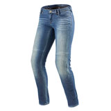 REV'IT! Women's Westwood Jeans Light Blue