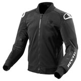 REV'IT! Traction Jacket Black/White
