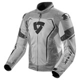 REV'IT! Vertex Air Jacket Light Grey