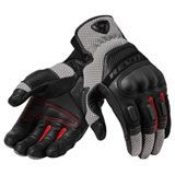 REV'IT! Dirt 3 Gloves Black/Red