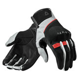 REV'IT! Mosca Gloves Black/Red