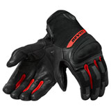 REV'IT! Striker 3 Gloves Black/Red