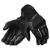 REV'IT! Striker 3 Gloves Silver/Black