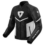 REV'IT! Arc Air Jacket Black/White